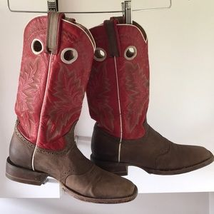 Rocky cowboy boots